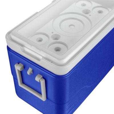 Recipiente Termoplástico azul 28QT (26,5L)