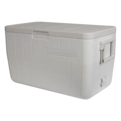 Recipiente Termoplástico branco 48QT (45,4L)