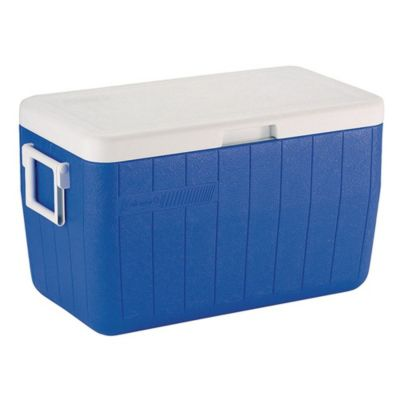 Recipiente Termoplástico azul 48QT (45,4L)