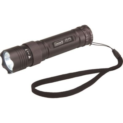 Lanterna LED com ajuste de foco
