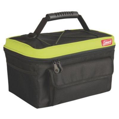 Bolsa térmica verde- 14 latas