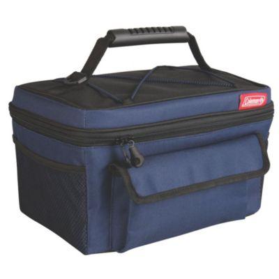 Bolsa térmica azul- 14 latas
