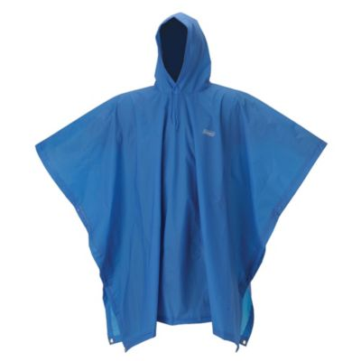 Poncho Juvenil 15mm Azul
