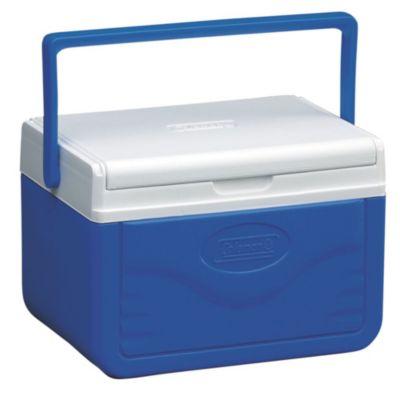 Recipiente Termoplástico azul 5QT (4,7L)