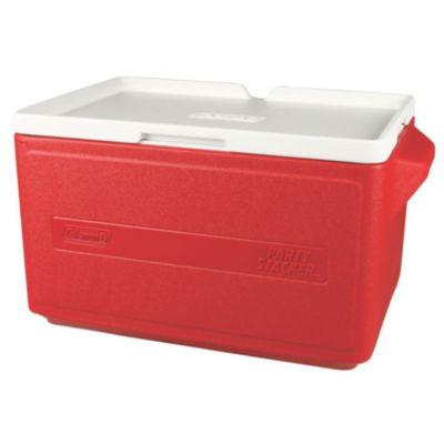 Recipiente térmico empilhável STACKER vermelho 34 QT (32L)