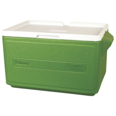 Recipiente térmico empilhável STACKER verde 34 QT (32L)