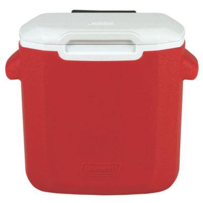 Recipiente Termoplástico vermelho c/ rodas 16QT (15,1L)