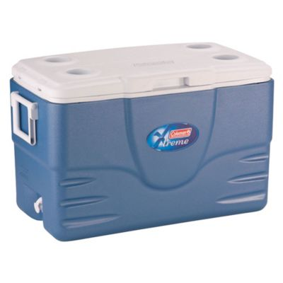 Recipiente Termoplástico azul 52QT (49 LITROS) - XTREME