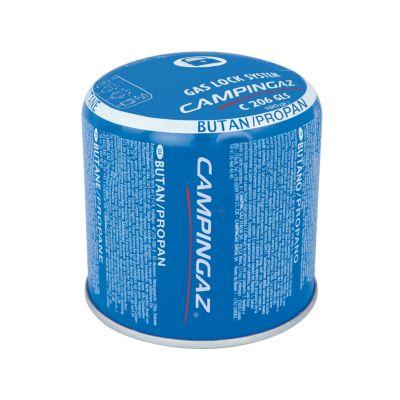 Campingaz C206 Pierceable Cartridge 190g