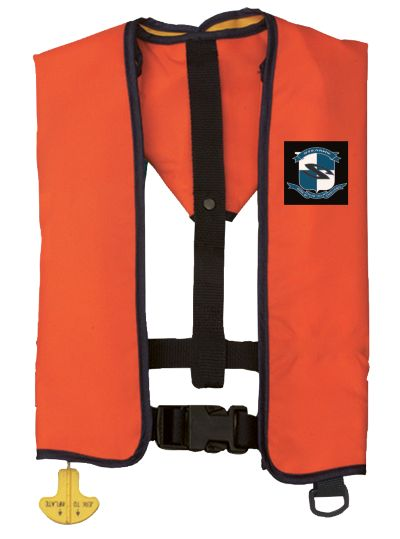 1271 Manual Inflatable Life Jacket