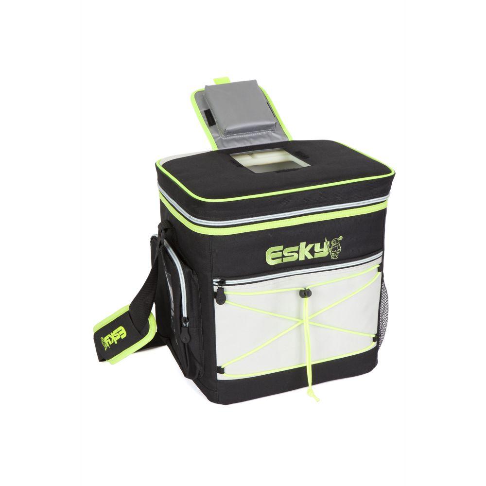 Esky® 30 Can Hybrid Cooler incl Ice Brick