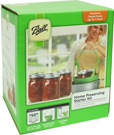 Home Preserving Starter Kit