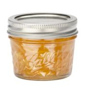 Ball® 4oz Quilted Crystal Jelly Jars
