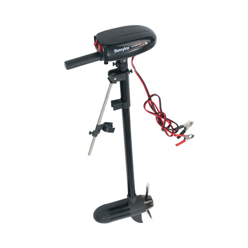 Sevylor trolling motor 12v for Electric trolling motor accessories