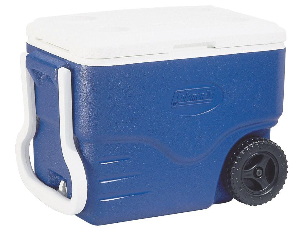 38L Wheeled Cooler