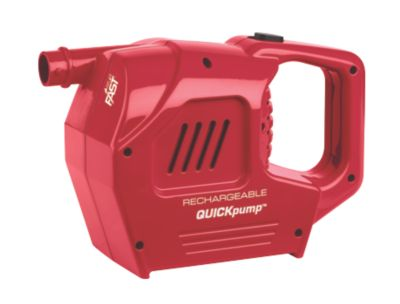 QuickPump™ Rechargeable 12V and 240V