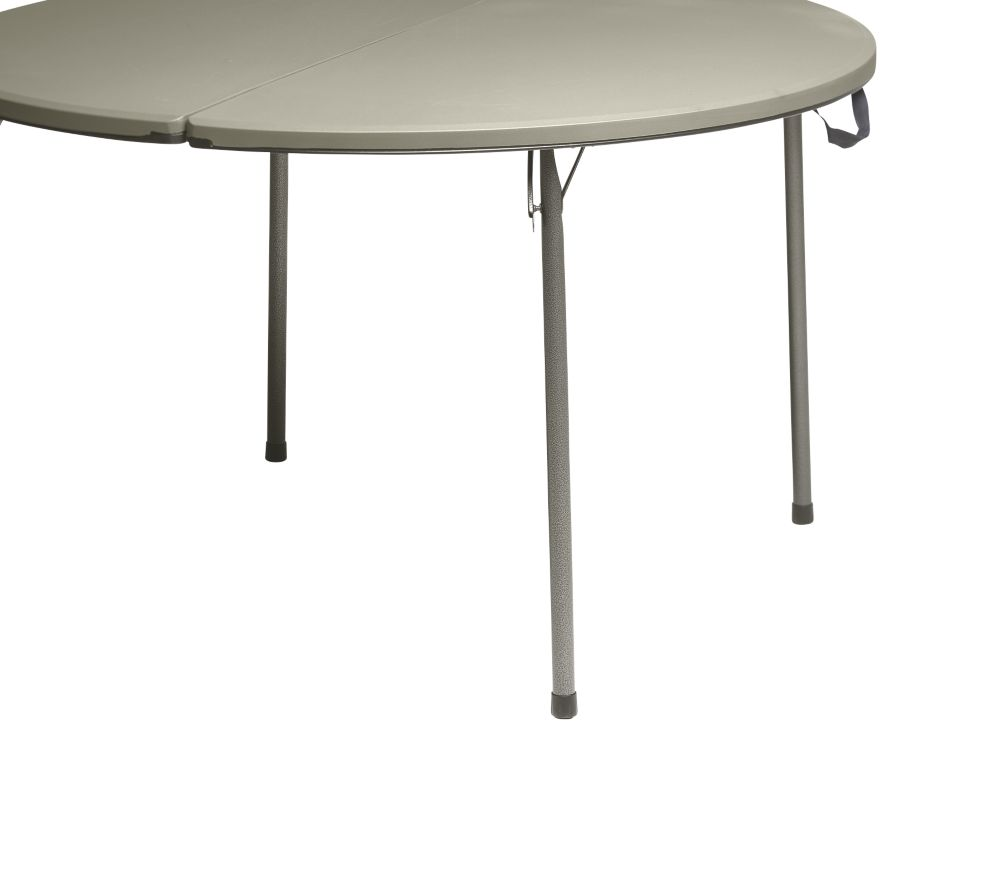 Fold In Half Round Table