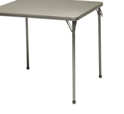 80cm Square Card Table