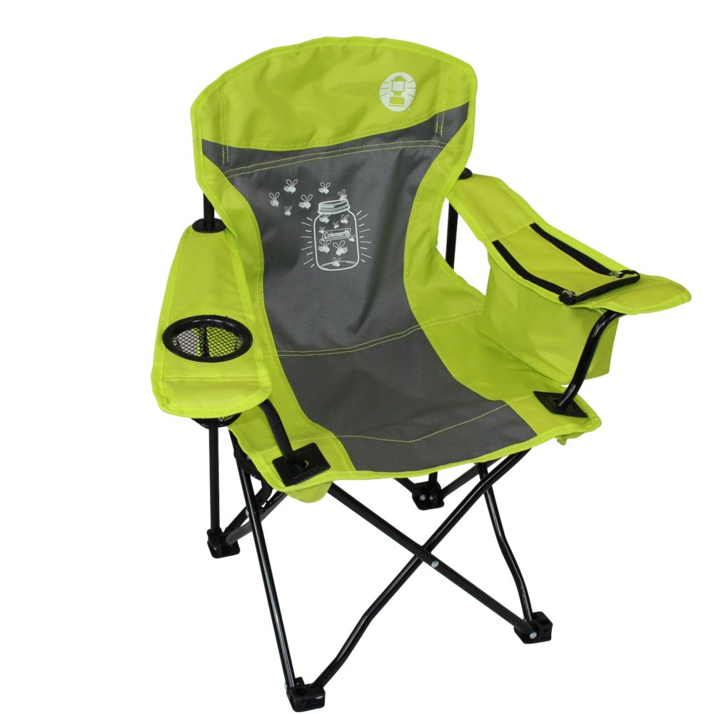 Fyrefly IllumiBug Kids Chair Green