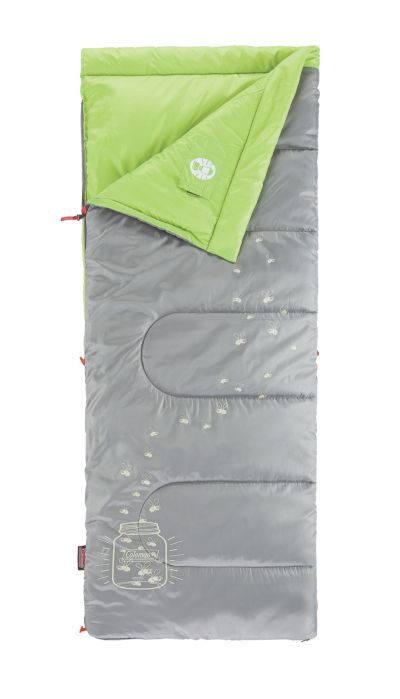 Fyrefly IllumiBug Sleeping Bag Green