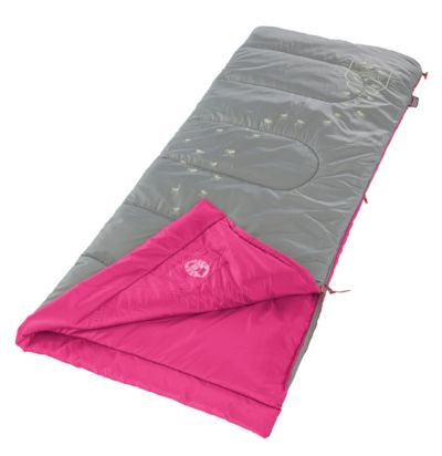 Fyrefly IlumiBug Sleeping Bag Pink