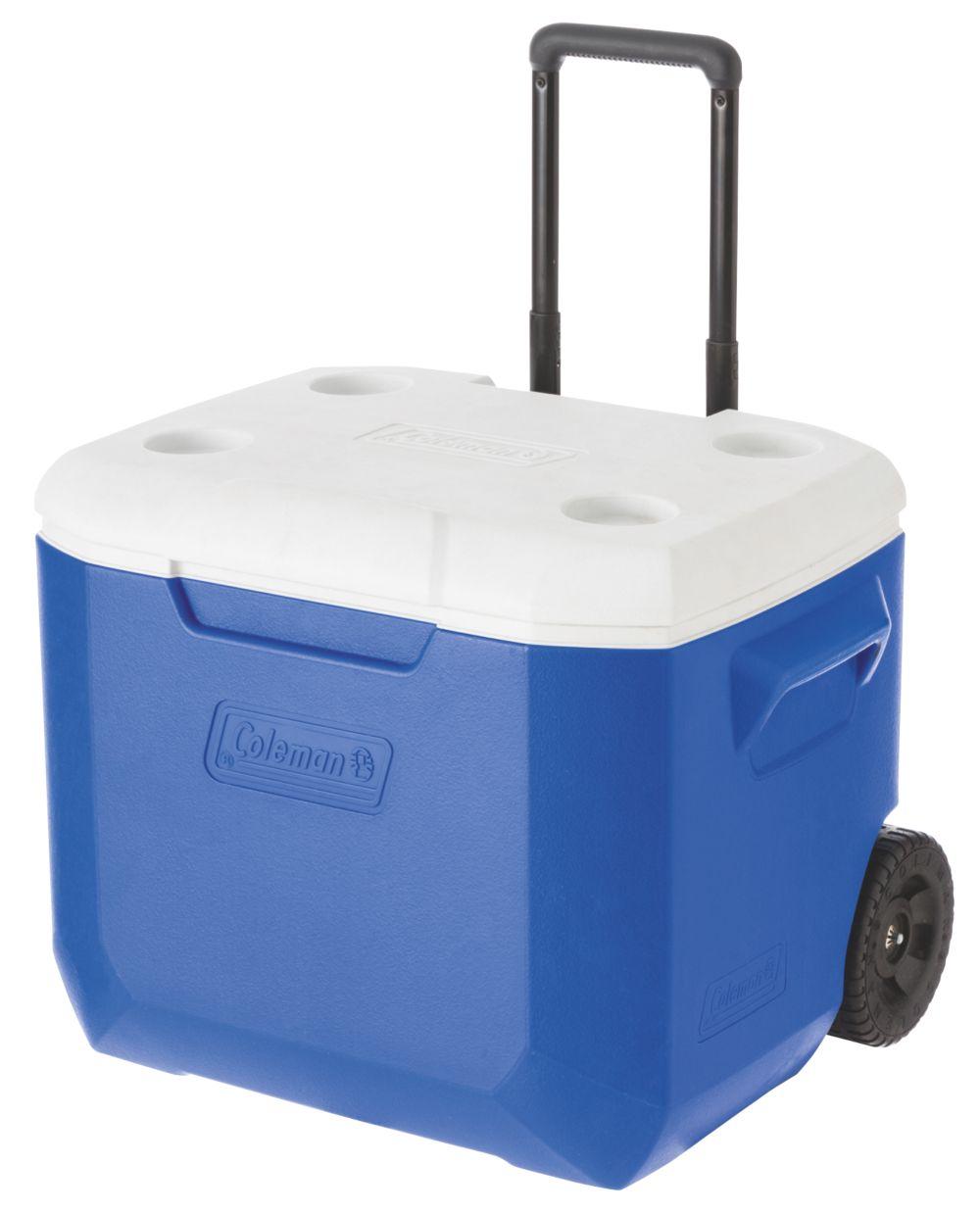 57L Wheeled Cooler