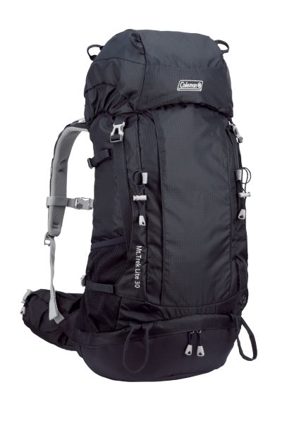 Mt Trek Lite 30 Backpack Black