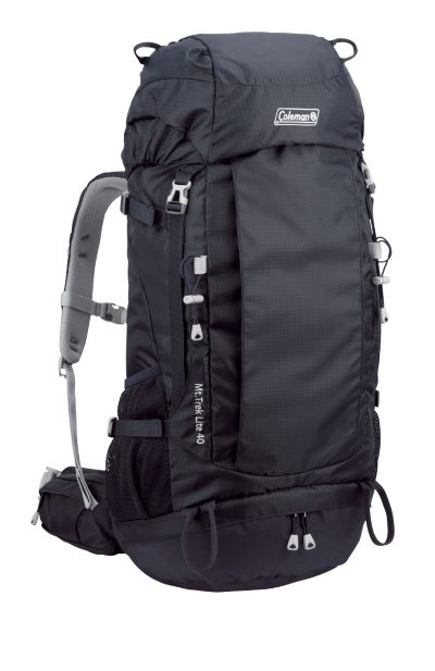 Mt Trek Lite 40 Backpack Black
