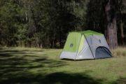 Tent Instant Up™ 4P Front Pole Vestibule 3/4 Fly