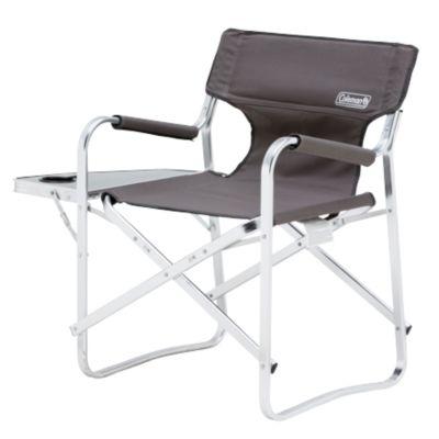 Chair Flat Fold Director's Plus (Grey)