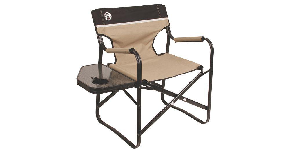 chair flat fold steel deck chair