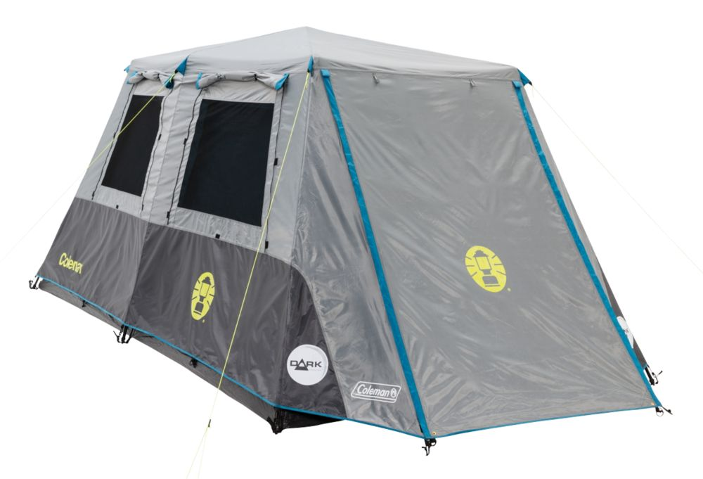 Tent Instant Up™ Silver 8P Full Fly Dark Room
