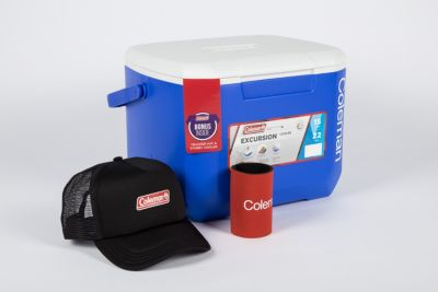 15L Cooler Combo (with Bonus Stubby Cooler & Trucker Hat)