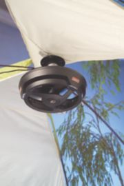 Tent Fan with Power System