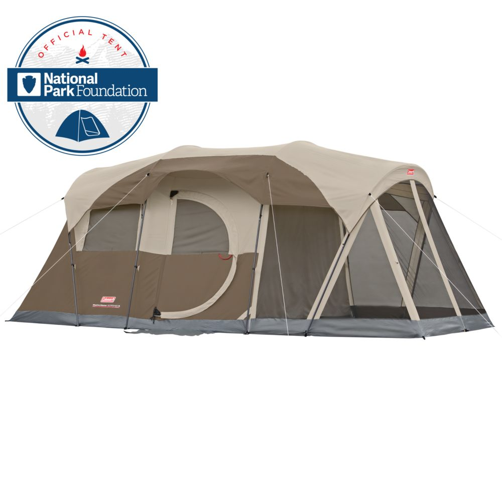 WeatherMaster® 6-Person Tent with Screen Room