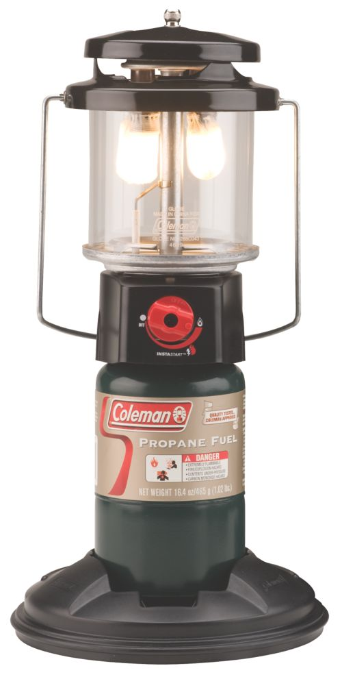 Deluxe Two Mantle InstaStart™ QuickPack™ Lantern