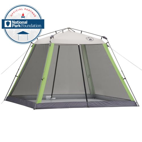Coleman Shelters And Canopies : Pop up tents instant canopy coleman
