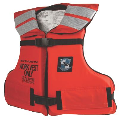 Adult Industrial Work Master Vest- OVS