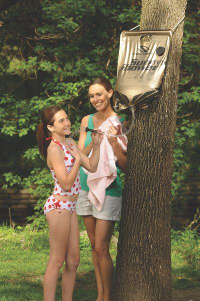 Sun Shower® 5 Portable Shower