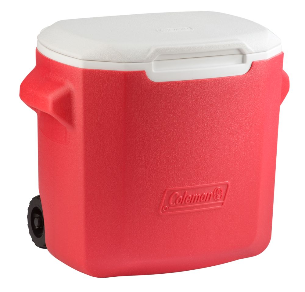 28 Quart Wheeled Cooler