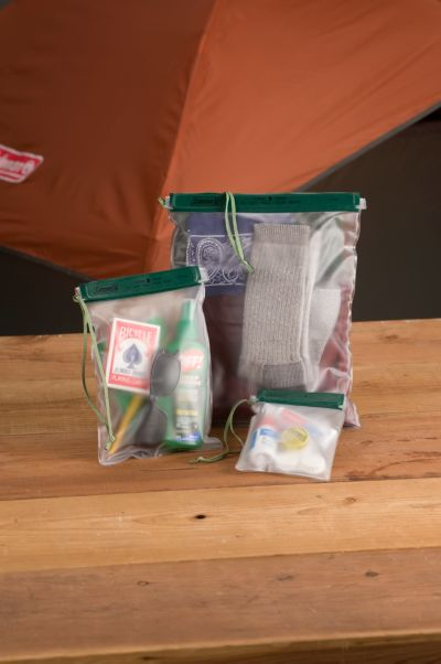 Splash-Proof Pouches