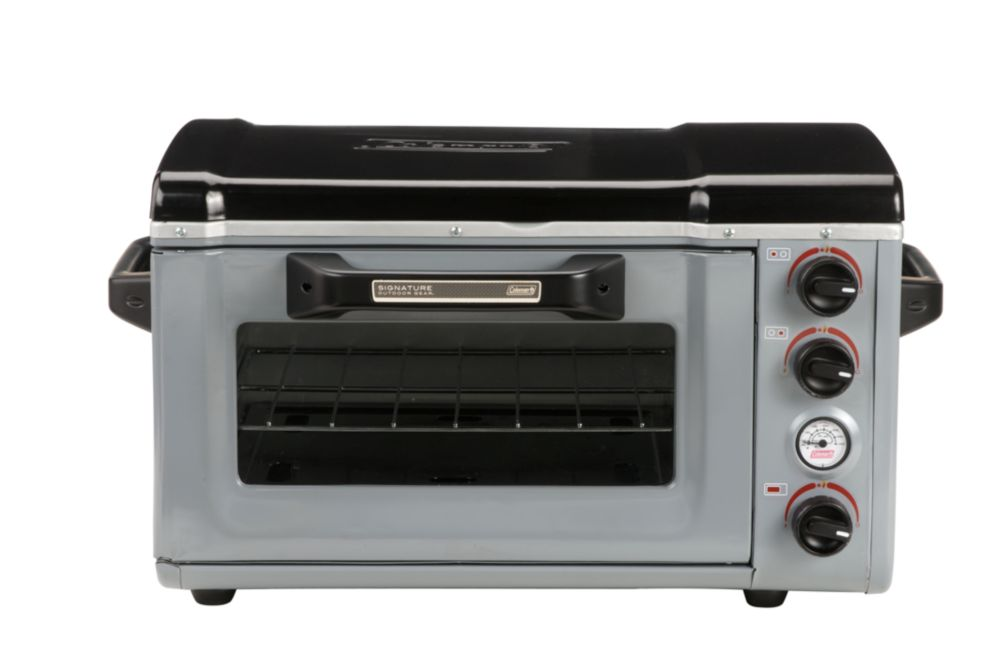 PORTABLE STOVE OVEN COMBO