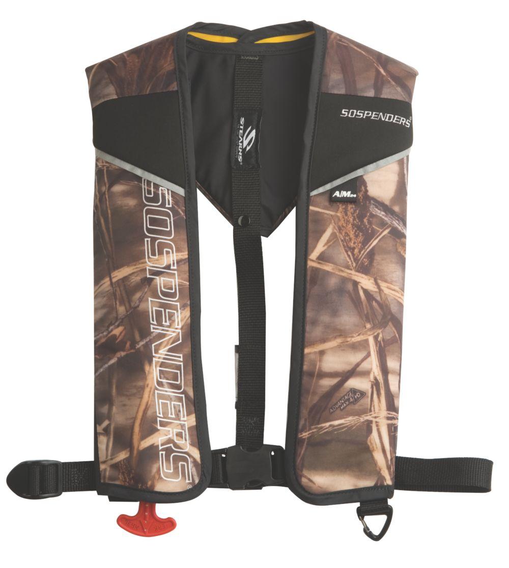 25 Gram Manual Life Vest with Realtree Max-5® Camo