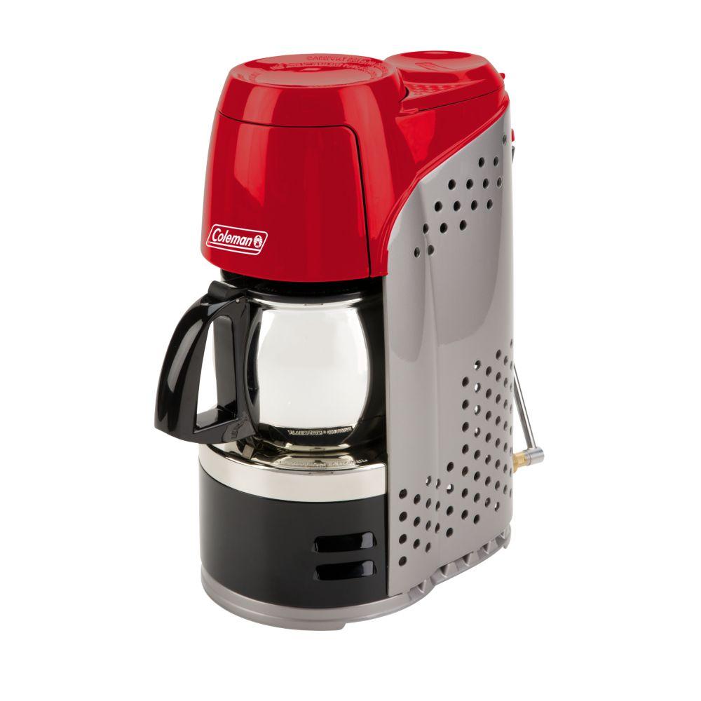 COFFEEMAKER PPN W/CASE RED
