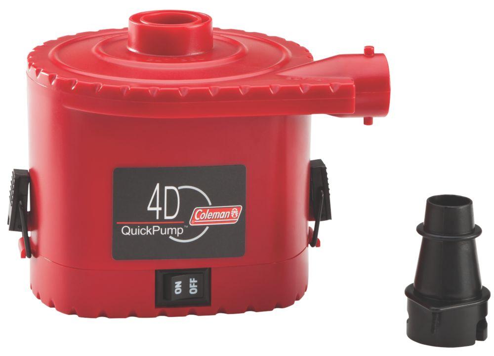 4D QuickPump™ Battery