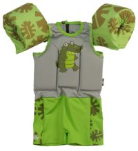 Puddle Jumper® 2-IN-1 Swimsuit and Life Jacket - Fish