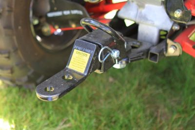 Three Way 2 Inch Receiver Hitch