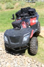 ATV Rear Padded Bottom Bag