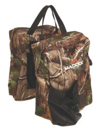 Tank Top ATV Saddle Bag with RealTree™ APG camo design