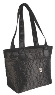 9 Can Quilted Cooler Tote